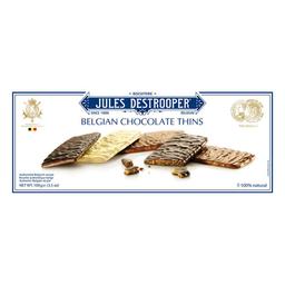 Biscoito Belga c/ Cobertura De Chocolate Jules Destrooper 100 g