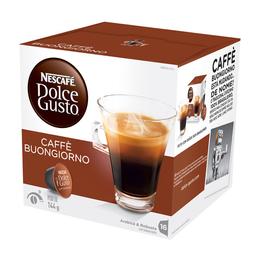 Café Nescafé Dolce Gusto Caffé Buongiorno 16 Cápsulas