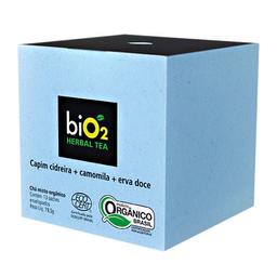 Chá De Folhas De Capim Cidreira Bio2 Herbal Tea 19,5G