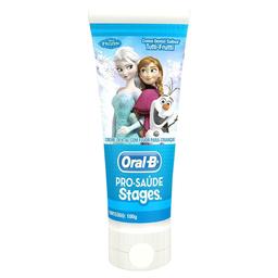 Creme Dental Infantil Oral-B Stages Disney F Silvestres 100 g