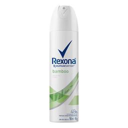 Desodorante Aerosol Rexona Bamboo Feminino 150Ml/90 g