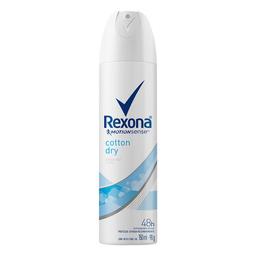 Desodorante Aerosol Rexona Cotton Dry Feminino 150Ml/90 g