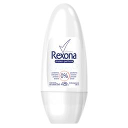 Desodorante Roll-On Rexona  Sem Fragrância Feminino 50Ml/53G
