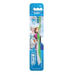 Escova Dental Infantil Oral-B Pró-Saúde Verde E Branca Frozen