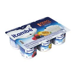 Iogurte Grego Sem Lactose Itambé 540 g