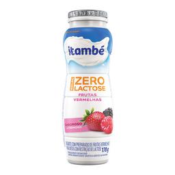 Iogurte Sem Lactose Itambé Nolac Frutas Vermelhas 170 g