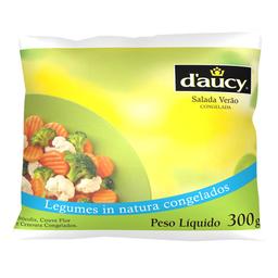 Mix De Legumes Congelado Fat Salada Verão Daucy Misturas 300 g