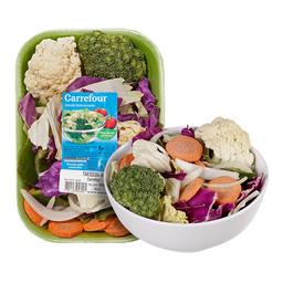 Mix De Legumes E Acelga c/ Brócolis Fatiado Carrefour 250 g