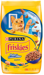 Nestlé Purina Friskies Peixes E Frutos Do Mar 1Kg