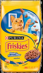 Friskies Peixes E Frutos Do Mar 10X1Kg