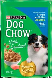 Nestlé Purina Dog Chow Frango Ao Molho 100g
