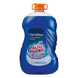 Sabão Líquido Carrefour Com Toque De Amaciante 5 L