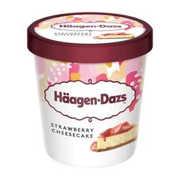 Sorvete De Morango Cheesecake Häagen-Dazs 473 mL