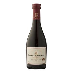 Vinho Tinto Meio Seco Baron D'arignac Meia Garrafa 250Ml
