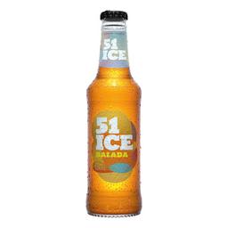 Bebida Mista Com Cachaça 51 Balada Sabor Guaraná 275 mL