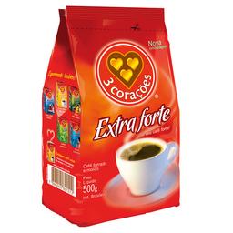 Café Em Pó 3 Corações Extraforte 500 g