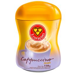 Cappuccino 3 Corações 150 g