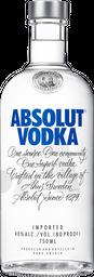 Vodka Absolut Original 750 mL