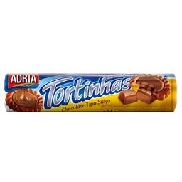 Biscoito Recheado Chocolate Suiço Adria 160 g