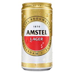 Cerveja Amstel Pilsen Lager 269 mL