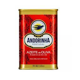 Azeite Português Extra Virgem Andorinha 500 mL
