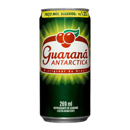 Refrigerante Guaraná Antarctica 269 mL