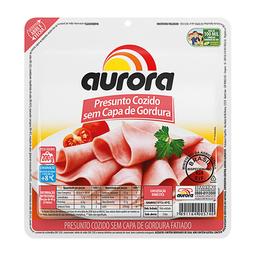 Presunto Fatiado Aurora 200 g