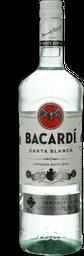 Ron Bacardi Carta Blanca 980 mL