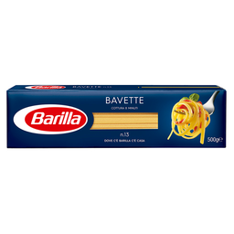 Macarrão Bavette Barilla Grano Duro Nº 13 500 g