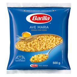 Macarrão Ave Maria Barilla Com Ovos 500 g
