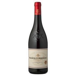 Vinho Tinto Meio Seco Baron D'arignac Carignan E Grenache 750 mL