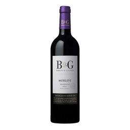 Vinho Tinto Seco Barton & Guestier Premium Merlot 750 mL