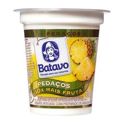 Iogurte Integral Batavo Pedaços Abacaxi 100 g
