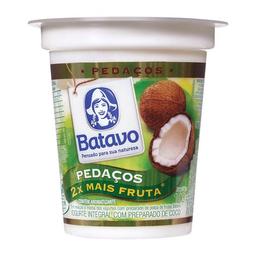 Iogurte Integral Batavo Pedaços Coco 100 g