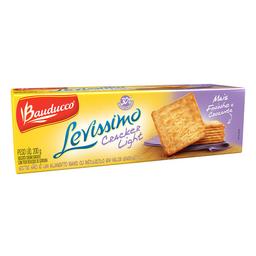 Biscoito Cream Cracker Bauducco Levíssimo Light 200 g