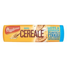 Biscoito Leite E Granola Bauducco Cereale 165G