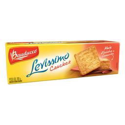 Biscoito Cream Cracker Bauducco Levíssimo 200 g