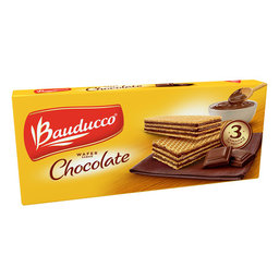Wafer De Chocolate Bauducco 140 g