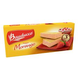 Wafer Morango Bauducco 140 g
