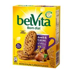 Biscoito Integral De Avelã E Cacau Belvita 75G