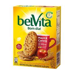 Biscoito De Maçã E Canela Belvita 75G