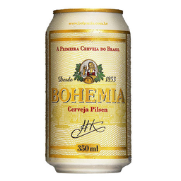Cerveja Bohemia Pilsen  350Ml
