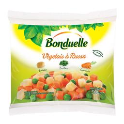 Mix De Legumes Congelado Picado Russa Bonduelle 300 g