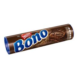 Biscoito Recheado Chocolate Bono 140 g