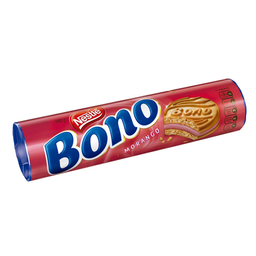 Biscoito Recheado Morango Bono 140 g