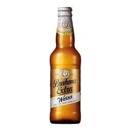 Cerveja Brahma Specialty Beer Extra Weiss 355Ml