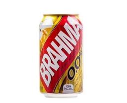 Cerveja Brahma Zero Álcool 0,0% Lata