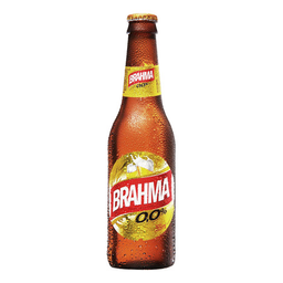 Cerveja Sem Álcool Brahma Pilsen Lager 355 mL