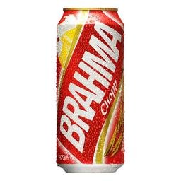 Cerveja Brahma Pilsen Lager 473 mL