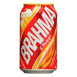 Cerveja Brahma Pilsen Lager 350 mL
